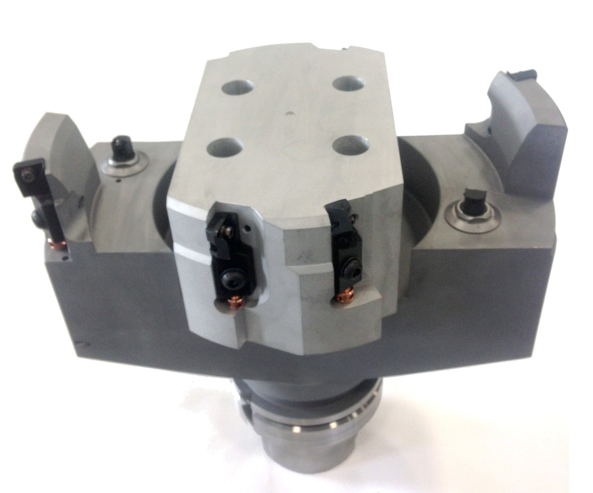 Converter housing For heavy plant industry