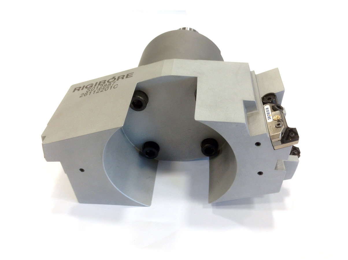 HSK63A Special Combination Tool- Rough and finishing bar used in the Automotive industry